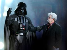 George Lucas Just Successfully Trolled Himself On The 'Rogue One' Set