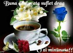 Imagini buni dimineata si o zi frumoasa pentru tine! - BunaDimineataImagini.ro Mugs, Coffee, Tableware, Religion, Facebook, Google, Kaffee, Dinnerware, Tumblers