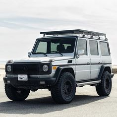 Mercedes Benz G Wagon Inspiration For You Mercedes G Wagen, Mercedes Truck, Pajero Full, Mercedes Benz Classes, Expedition Vehicle, Transporter, Nissan Skyline, Super Cars, Pick Up