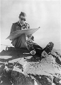 Mountain Division of the German Wehrmacht; soldier of the mountain infantry at Caucasus - pin by Paolo Marzioli