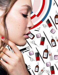 Simples et économiques, voici 10 façons de s'offrir un relooking pas cher. http://www.elle.fr/Beaute/Maquillage/Astuces/relooking-pas-cher