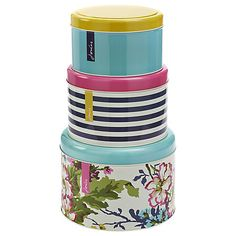 Buy Joules Cake Tins Online at johnlewis.com