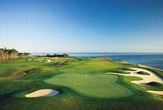 The Fox Harb'r Golf Resort and Spa in Nova Scotia