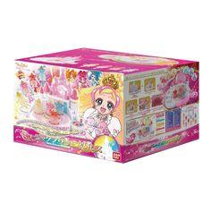 Go! Princess Precure Music Princess Palace Anime toys JAPAN