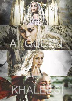 Daenerys Targaryen • Emilia Clarke