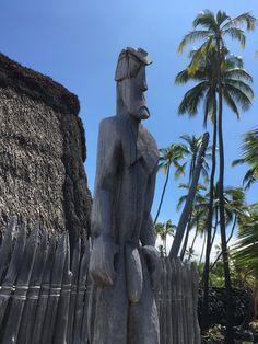 °Ein traditioneller Ort auf Big Island / Hawaii °A traditional place on Big Island / Hawaii Big Island Hawaii, Mount Rushmore, Lion Sculpture, Statue, Travel, Small Restaurants, Car Rental, Snorkeling, Travel Report