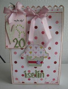 Giftbag with cupcakes