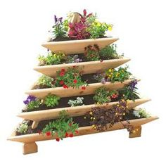 5 tier planters - Bing Images