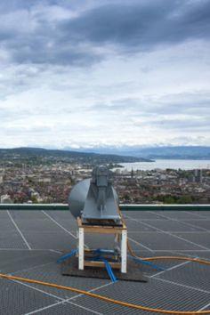 Das Schiffhorn auf dem Primetower
