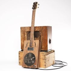 Are you interested in our cigar box guitar