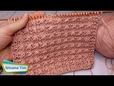 Knitting Videos, Knitting Stitches, Knitting Patterns, Straw Bag, Stitch Patterns, Knitting Tutorials, Safe Room, Dress, Point Lace