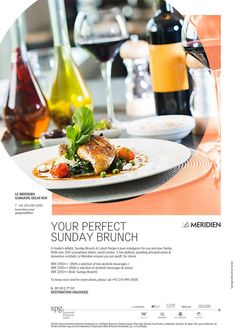 Delight your taste buds with a spread of world cuisine coupled with exquisite aperitifs!  Latest Recipe's wide array of culinary options awaits your discovery with a perfect Sunday Brunch at Le Meridien Gurgaon.  #LatestRecipe #LMGurgaon