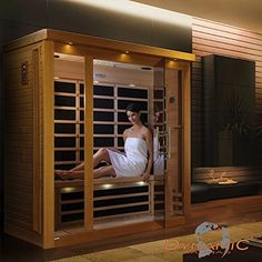 Dynamic Saunas Florence Low Emf Far Infrared Sauna Best Offer