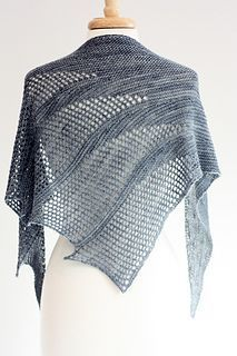Artesian shawl knitting pattern. I love this shawl