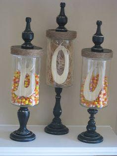 Make Pinwheels & Apothecary Jars - I Heart Nap Time