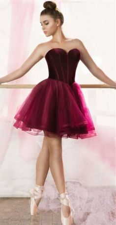 homecoming dress, 2017 short homecoming dress, strapless burgundy homecoming dress, short burgundy homecoming dress, party dress