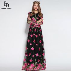 Maxi Dress Women's Cotton Lace Patchwork Long Dress Like and Share if you want this www.storeglum.com... #shop #beauty #Woman's fashion #Products