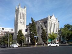 St Matthew in the City, Auckland
