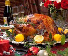 Aprenda cinco receitas deliciosas de peru para o Natal.