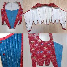 Crop Tops, Women, Fashion, Pattern Cutting, Dressmaking, 18th Century, Traditional, Hipster Stuff, Moda