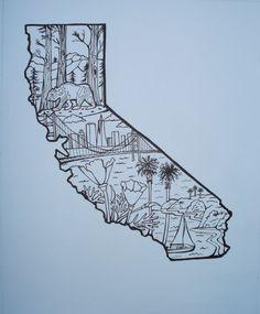 tattoos of california - Google Search