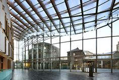 Westmeath County Council Headquarters and Library on Behance