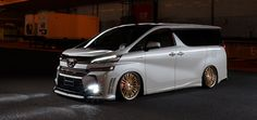 WALD 30 VELLFIRE ヴェルファイア SPORTS LINE エアロ - TOYOTA VELLFIRE ALL GRADE BUMPER TYPE SPORTS LINE