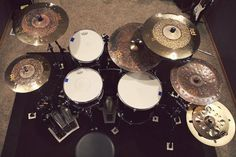 @christiandawsonn 's immaculate @meinlcymbals cymbals set up!! @gretschdrums @remopercussion @vicfirth . . #drumscripts #drumsoutlet #thedrummersclub #theworldofdrums #drumsandlessons #drummingco #thedrumheadspod #drumming #cymbals #cymbaladdict #drumaddict #SnareAddict #drumporn #cymbalporn #snareporn #cymbals #SNAREDRUMFREAKZ #DrumUniversity #InstaDrums #InstaDrummers #ModernDrummer #IndoMusikGram #Drum #IndoDrumGram by snaredrumfreakz