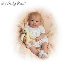 Country Cuties Baby Doll Collection By Artist Linda Murray