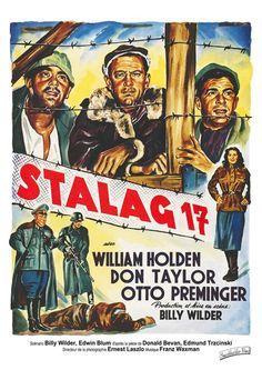 Regarder film Stalag 17 streaming