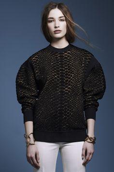 skyler sweatshirt -Fall 2014 - Kim Haller