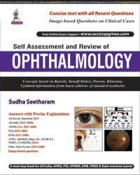 Self Assessment and Review of Ophthalmology (PGMEE)/(MCI) by