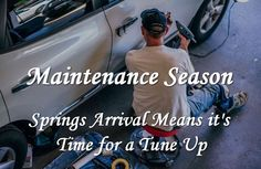 Maintenance Season – Springs Arrival Means it's Time for a Tune Up | ModernLifeBlogs #vehicle #tips