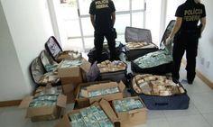 PF levou 14 horas para contar os R$ 51 milhões achados em 'bunker' que seria de Geddel http://ift.tt/2gNtt27