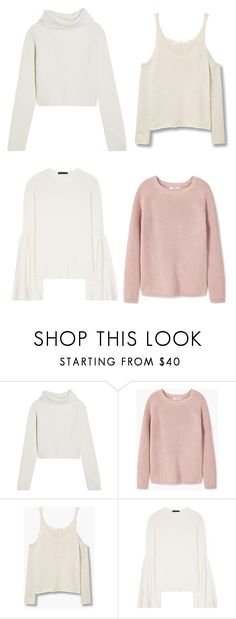 """""""Basics"""" by wanttowearwhat on Polyvore featuring moda, Haider Ackermann, MANGO e The Row"""