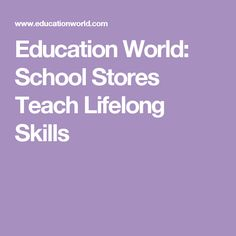 Education World: Discipline with Dignity Stresses Positive Motivation Classroom Arrangement, School Store, Education World, Tools For Teaching, Student Behavior, Welcome Letters, Back To School Hacks, Positive Motivation, Skills To Learn