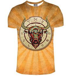 Taurus t-shirt, Mr. GUGU & Miss GO