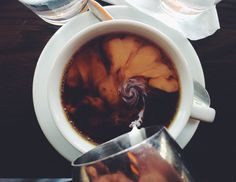 Cyclone in a cup