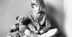 A. A. Milne based his classic children's stories on the adventures of his son and his stuffed animals.