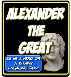 alexander the great primary source worksheet greece pinterest grecia historia y viejitos. Black Bedroom Furniture Sets. Home Design Ideas