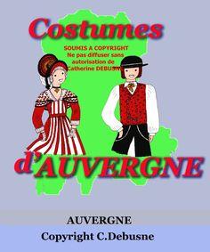 Fève plate de la Collection de l'Auvergne  http://fabophile.fr/index.php/fr/feves/creations/feves-histoire-civilisation.html