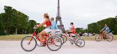 5 orase bike friendly din Europa: Paris, Franta. www.haisitu.ro