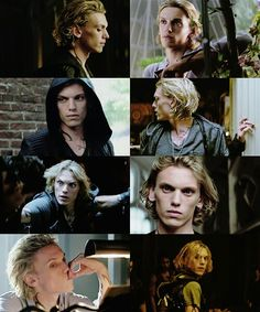 Jace Wayland Herondale Lightwood Morgenstern, whatever you wanna call him.