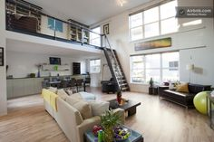 NY style Pearl District Loft! in Portland