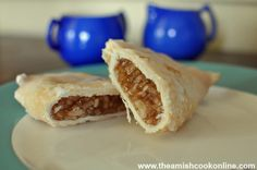 Fried Pie Friday: Homemade Apple Fried Pies - Amish 365: Amish Recipes - Amish Cooking