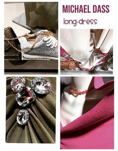 Michael Dass: modernissimo elegante. Scopri il brand! >>http://www.marsilistore.it/michael-dass/ Qui trovi l'abito lungo >> http://www.marsilistore.it/abito-lungo-con-spacco.html #ss15 #moda #eleganza #modernbrand