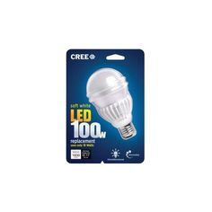 Best New LED Light Bulb | Cree 100-watt LED Light Bulb