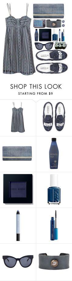 """Style #386"" by simona-altobelli ❤ liked on Polyvore featuring Lida Baday, Chiara Ferragni, Jimmy Choo, Redken, Bobbi Brown Cosmetics, Essie, shu uemura, MAC Cosmetics, Karen Walker and Todd Reed"
