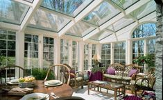 Sunrooms or solariums are a great way to make use of the natural light available in a warm, comfortable patio. Sunrooms are also an extension of the house, typically placed in a garden bring together natural elements for a fine living space. For homeowners who love the idea of sunrooms with overhead glass in addition …