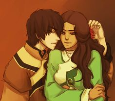 """I don't deserve you…but Aang does. And you deserve happiness, Katara."" Voice (verb): To express something in words. Here, have some angst! Katara Y Zuko, Avatar Zuko, Avatar The Last Airbender, Team Avatar, Fiction Film, Fire Nation, Avatar Couple, Art Archive, Film Books"